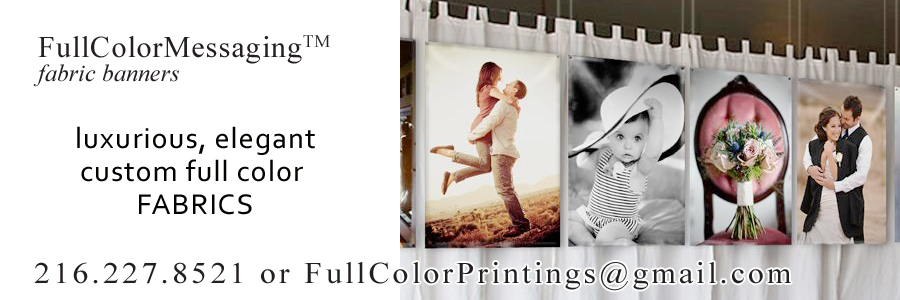 FullColorMessaging™ FabricBanners