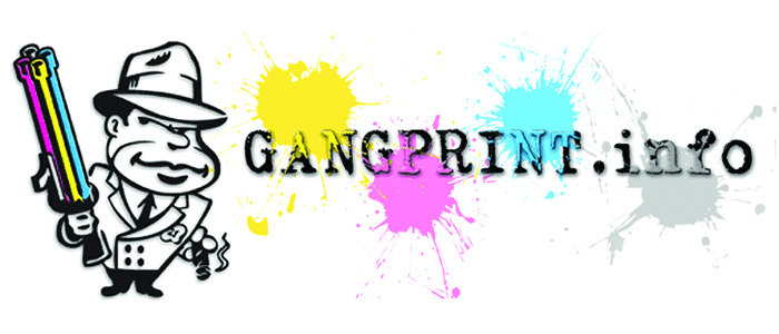 GangPrint full color posters